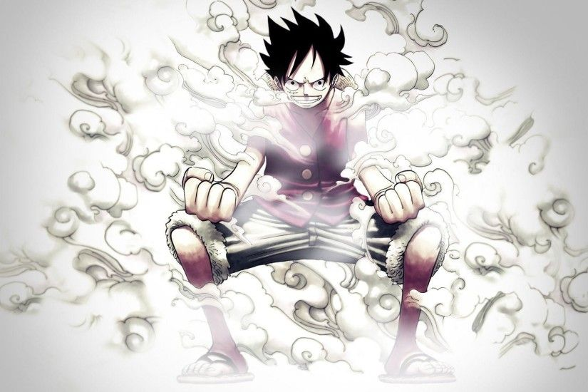 Monkey D Luffy Wallpaper HD - WallpaperSafari