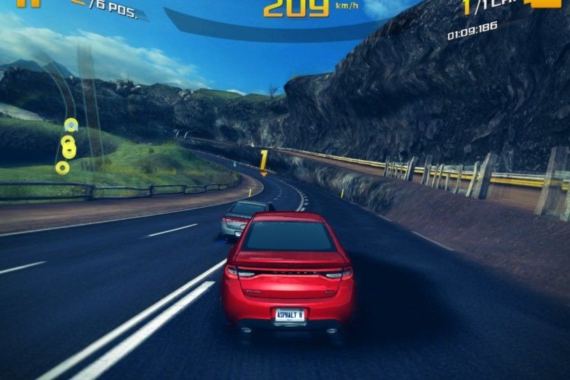 Asphalt 8: Airborne Android,iPhone,iPad,Windows Phone, screenshot 3