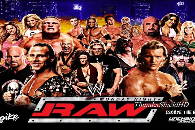 "WWE Monday Night Raw Theme Song 2002-2006 ""Across The Nation"" Full Version  á´´á´° - YouTube"