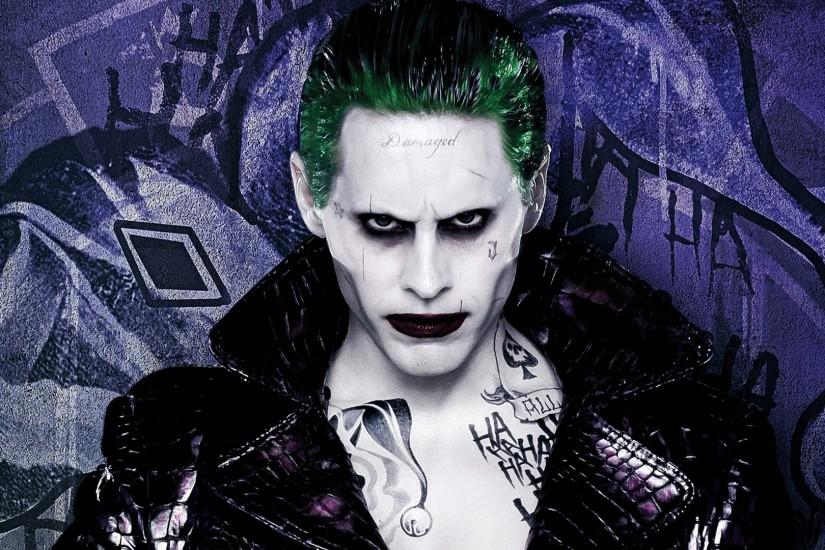 Preview wallpaper suicide squad, the joker, jared leto 1920x1080