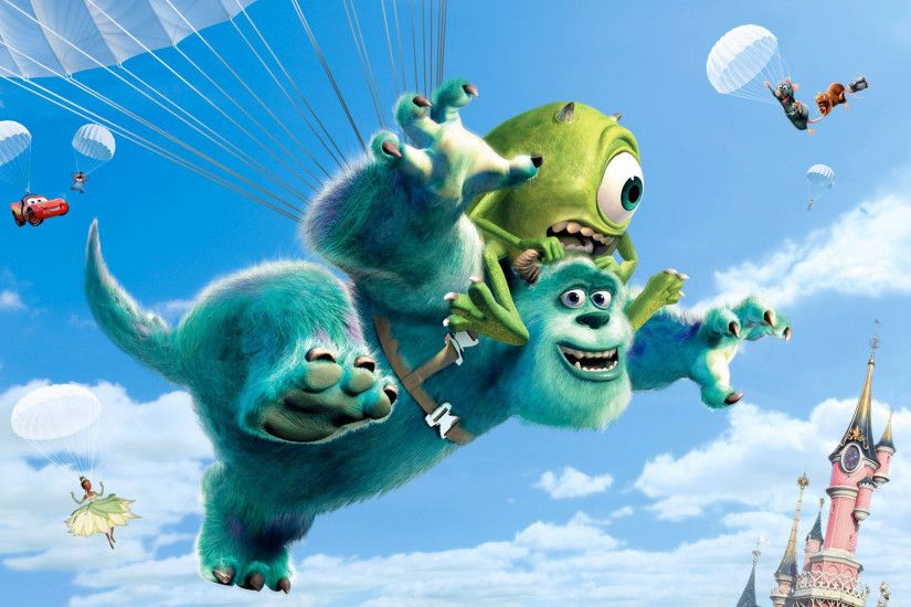 Disney Movies Monsters University Wallpapers | HD Wallpapers