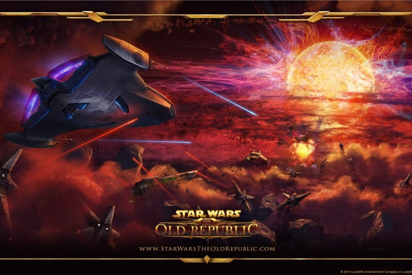 Awesome Star Wars The Old Republic Wallpapers | 3469178 Star Wars The Old  Republic Wallpapers,