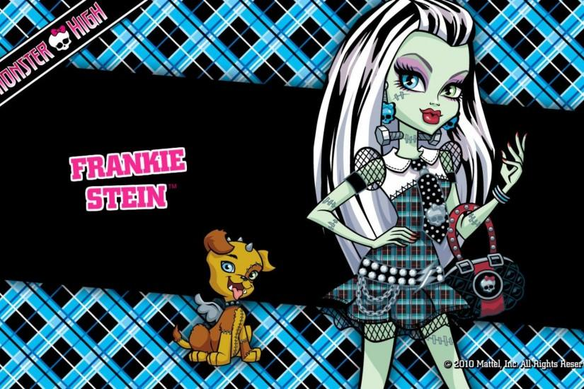 Monster High Papel De Parede Wallpaper