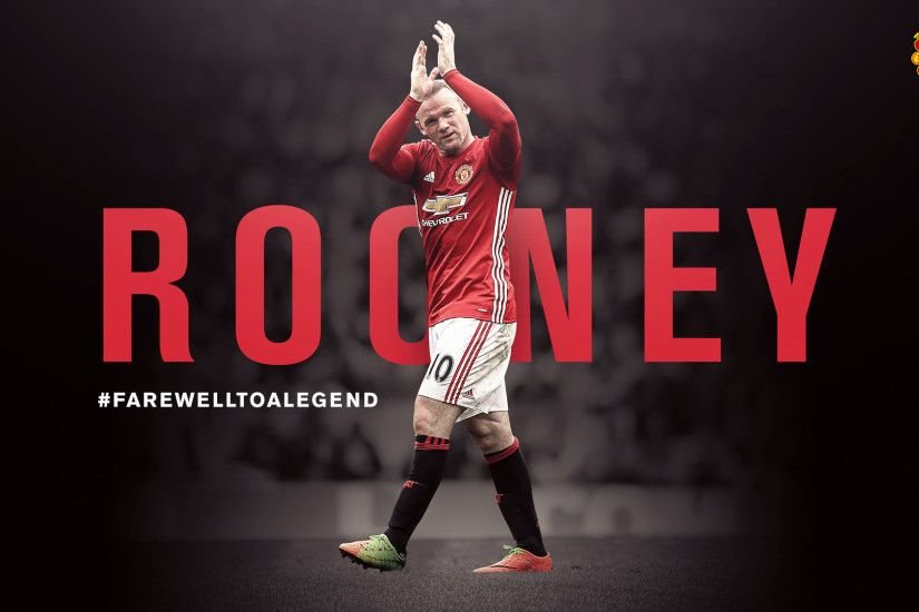 Rooney: Reds confirm his departure