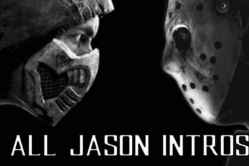 All Jason Voorhees Intros [1080p 60fps] - Mortal Kombat X