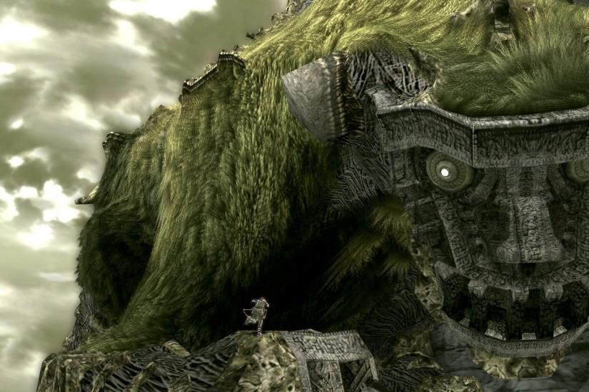 shadow of the colossus wallpaper 1920x1200 pc