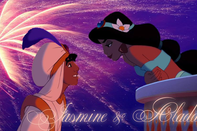 ... Amazon.com: Aladdin and Jasmine - Disney's Aladdin - Advanced .