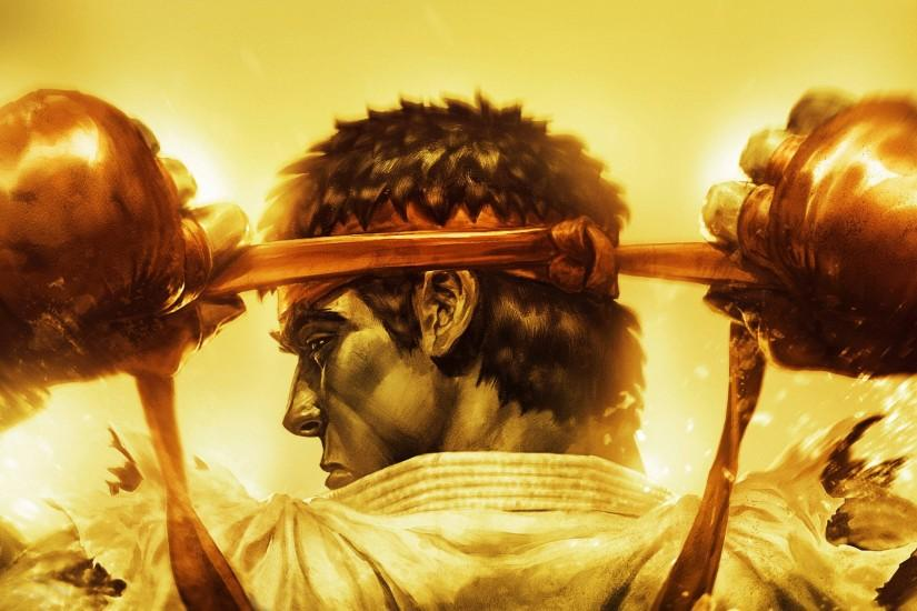 street fighter wallpaper 2880x1800 for desktop