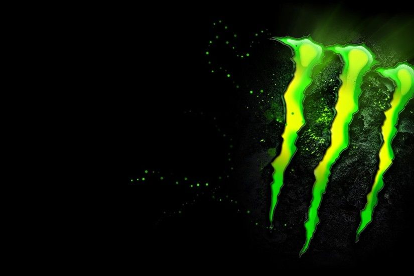 Drink Energy Monster · HD Wallpaper | Background ID:461037