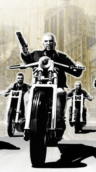 1080x1920 Wallpaper gta 4 lost and damned, grand theft auto 4 lost and  damned,
