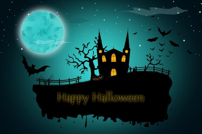 Happy Halloween Wallpaper 695497