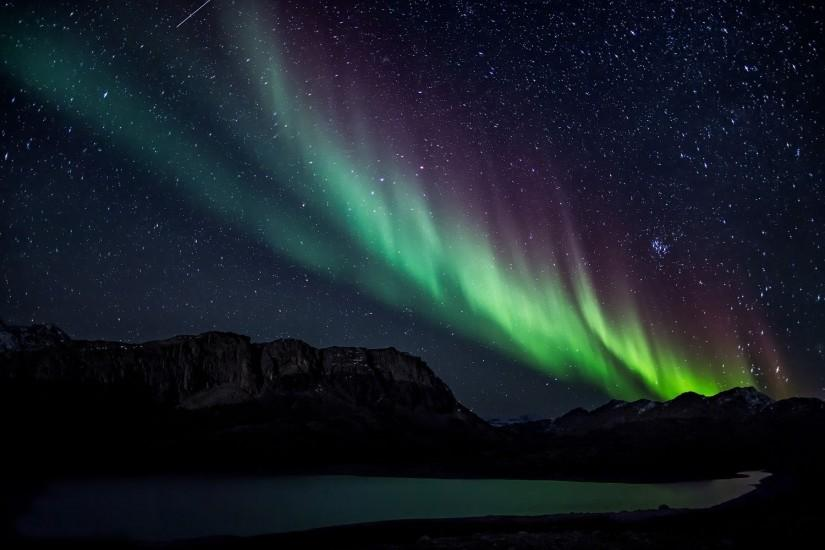 aurora borealis wallpaper 1920x1200 for meizu