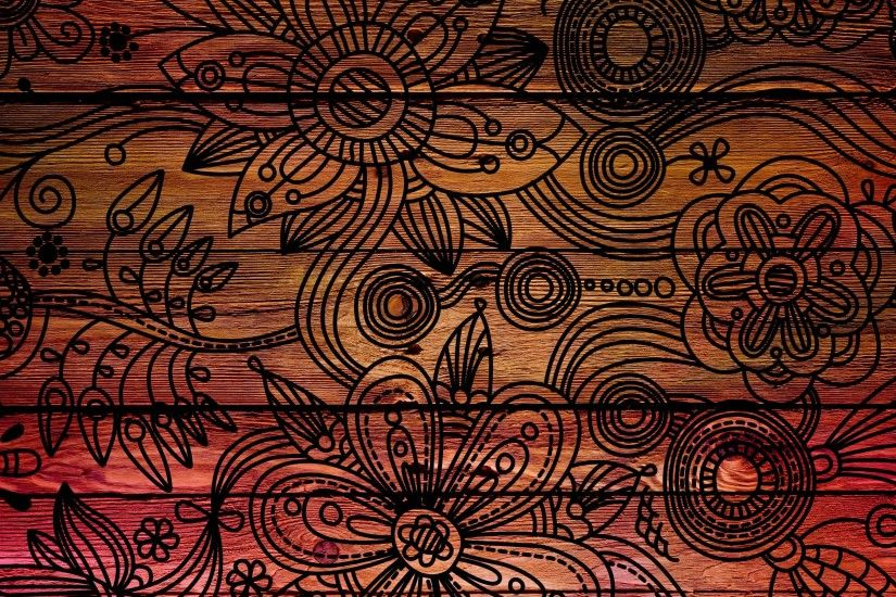 Preview wallpaper patterns, background, dark, wooden, texture 3840x2160