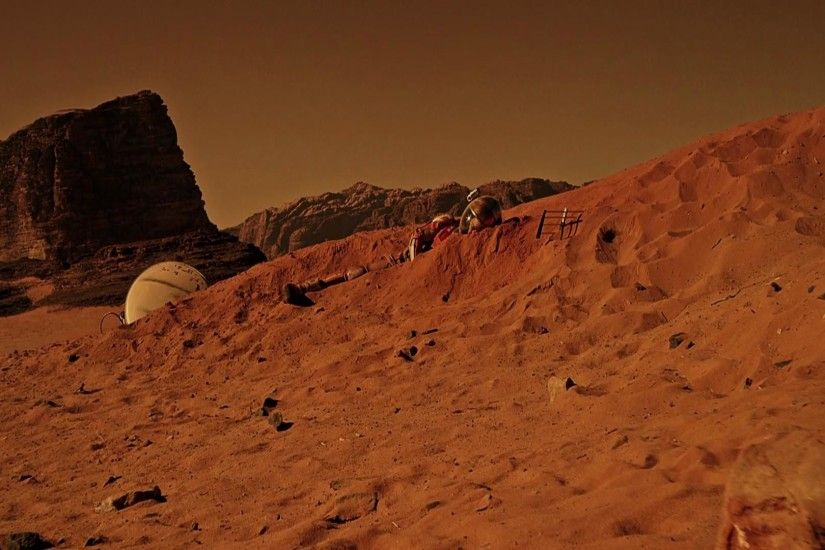 The Martian Wallpapers HD Download