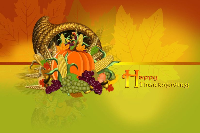Happy Thanksgiving wallpaper - Holiday wallpapers - #1859