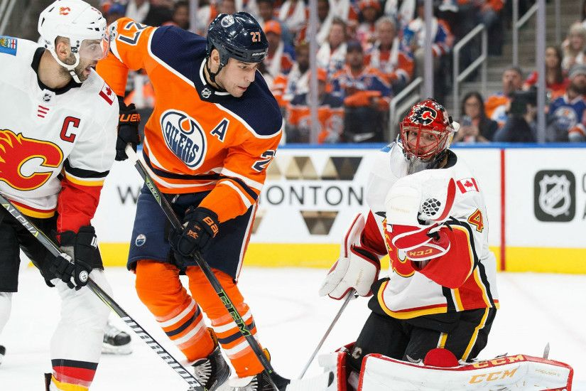 Battle of Alberta: Edmonton reigns, Oilers edge Flames in wild finish | NHL  | Sporting News