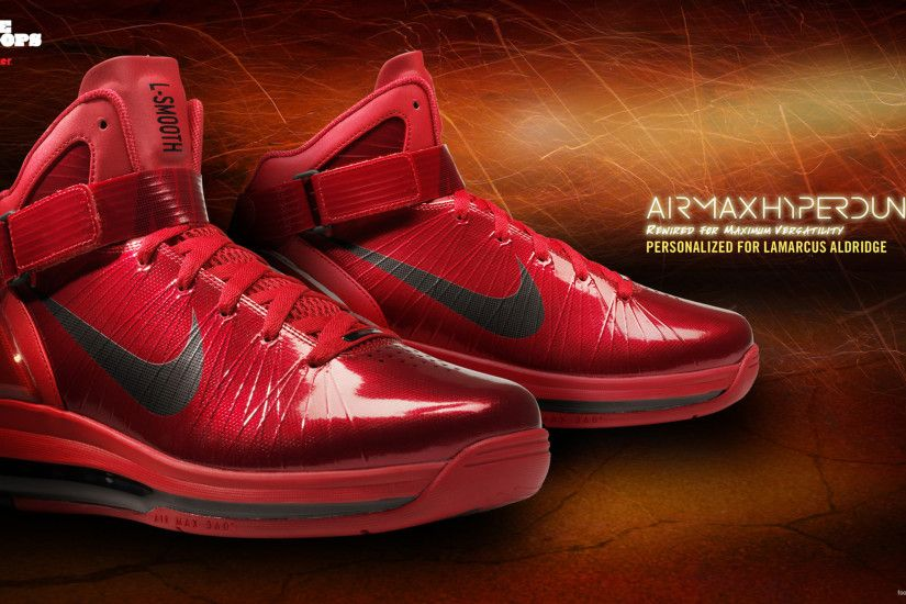 ... Nike basketball shoes wallpapers HD 09, HD Desktop Wallpapers
