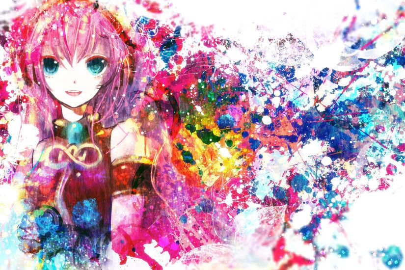 ... Luka - Vocaloid HD Wallpaper 2560x1440 Megurine ...