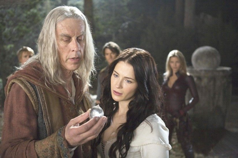 Legend of the Seeker - Kahlan Amnell and Zeddicus Zu'l Zorander | Legend of  the Seeker Series | Pinterest