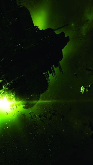 Alien: Isolation Wallpaper for Large Screen Smartphones : alienisolation