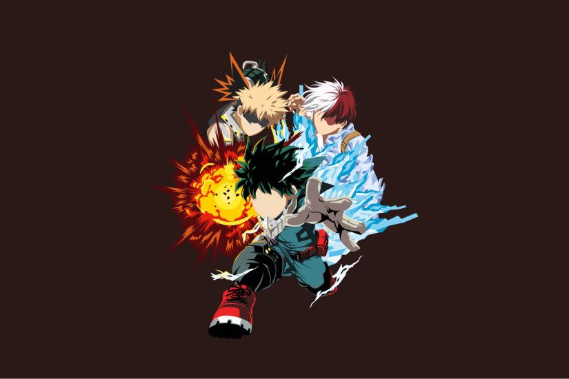 Anime - My Hero Academia Wallpaper