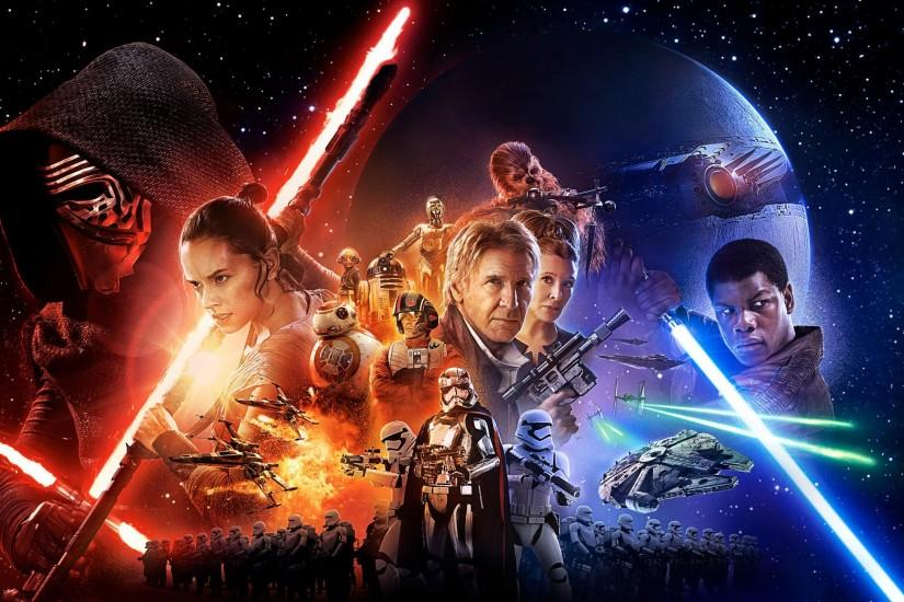 cool star wars the force awakens wallpaper 2560x1440