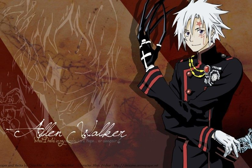 Anime - D.Gray-man Wallpaper
