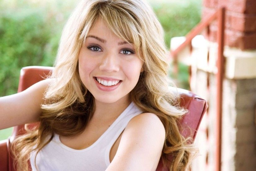 3840x2160 Wallpaper jennette mccurdy, actress, smile, blonde