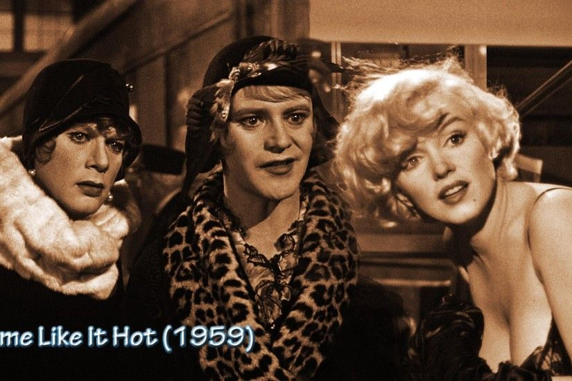 Some Like It Hot 1959 - Classic Movies Wallpaper (33682338) - Fanpop