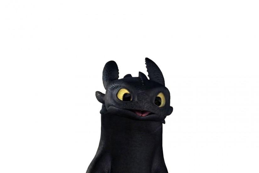 Toothless - How To Train Your Dragon Wallpaper 707222