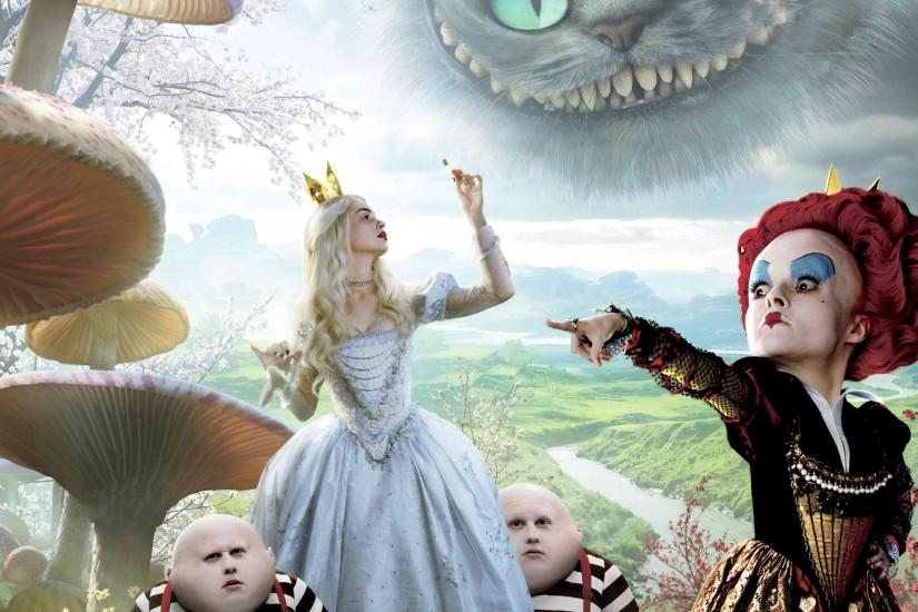 most popular alice in wonderland wallpaper 1920x1440 picture