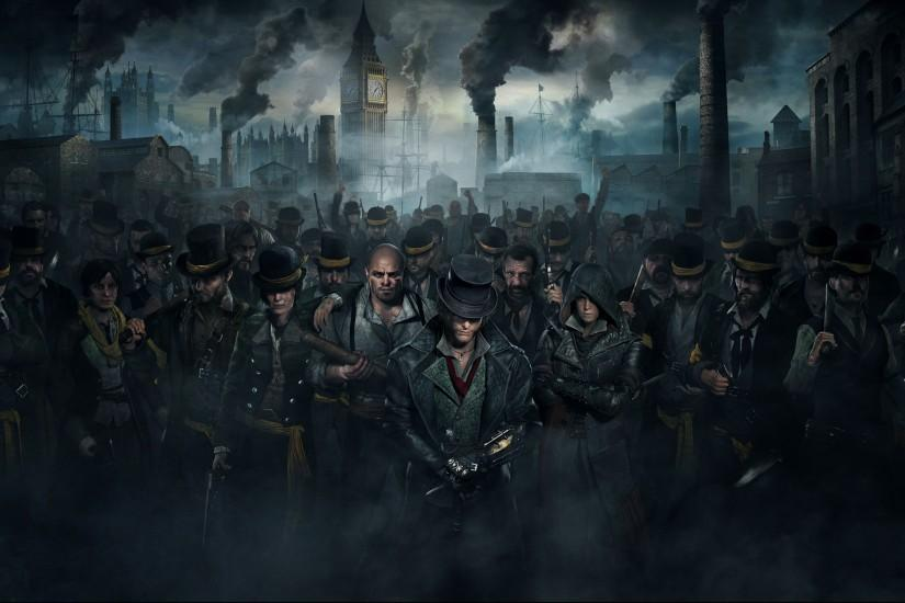 download assassins creed syndicate wallpaper 2880x1800 phone