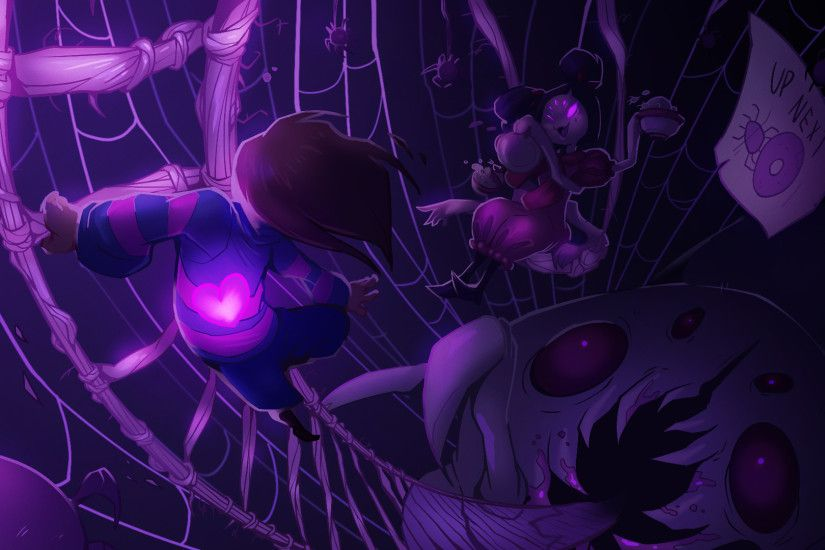 Undertale Wallpapers (boss battles of genocide, neutral, and pacifist  endings)