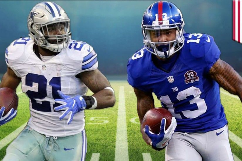 Cowboys vs Giants: Dak Prescott, Ezekiel Elliott and Odell Beckham Jr are  good to go