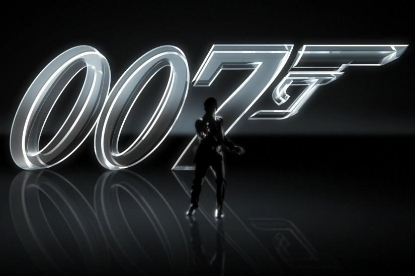 James Bond 3D 007 Wallpaper | Wallpaper | Basic Background