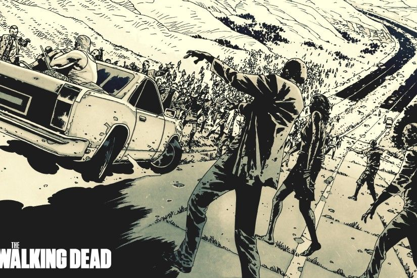 197 The Walking Dead HD Wallpapers | Backgrounds - Wallpaper Abyss - Page 2