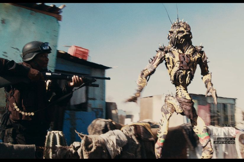 District 9 Wallpapers High Quality | Download Free