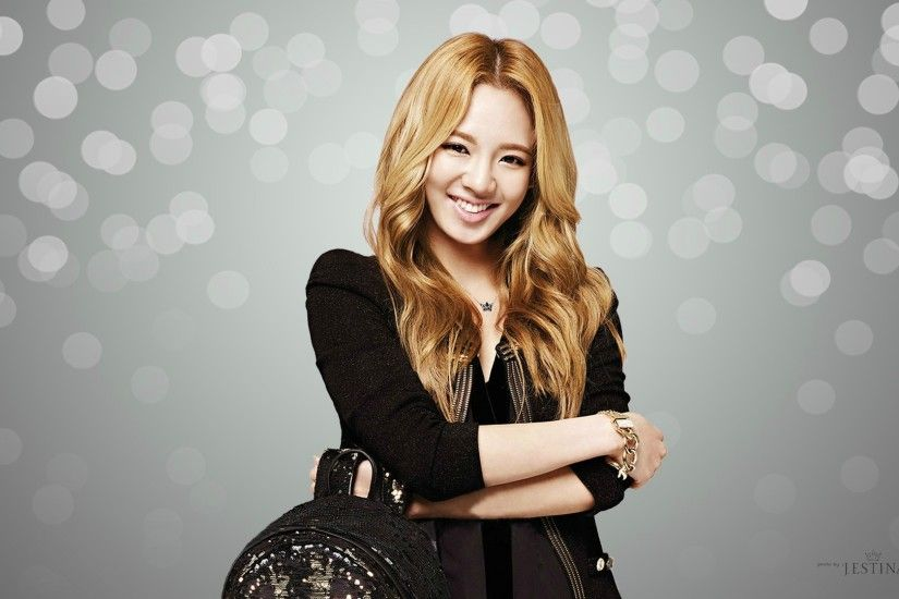 Hyoyeon of South Korean girl group SNSD ...