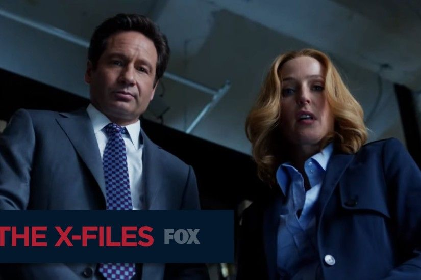 Agent Mulder Is Suspicious of the Motives of the People Around Him in the  New 'The X-Files' Trailer