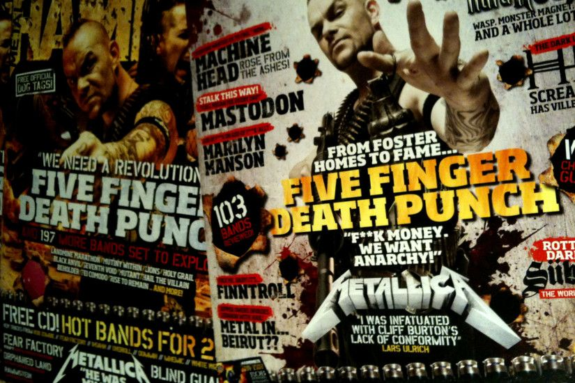 FIVE FINGER DEATH PUNCH heavy metal hard rock bands x wallpaper | 1920x1440  | 74267 | WallpaperUP