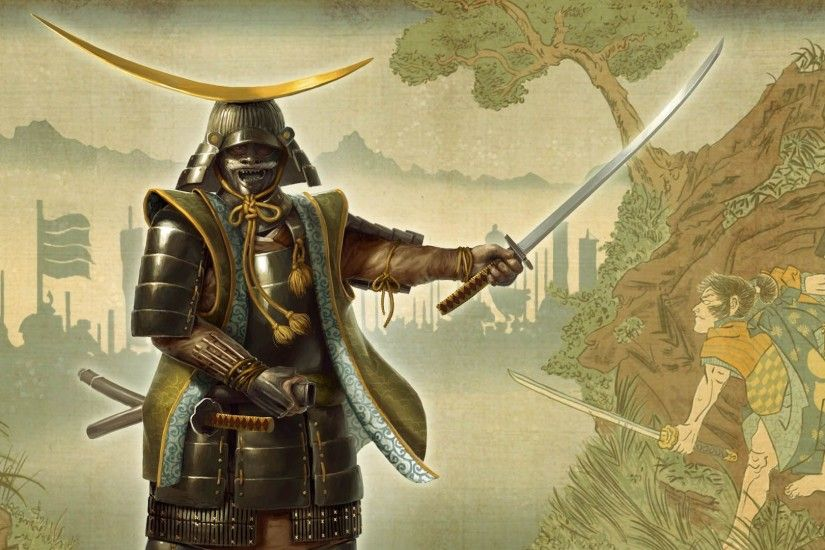 Total War: Shogun 2 HD Wallpaper 1920x1080