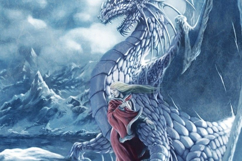 Ice Dragon Wallpaper Phone