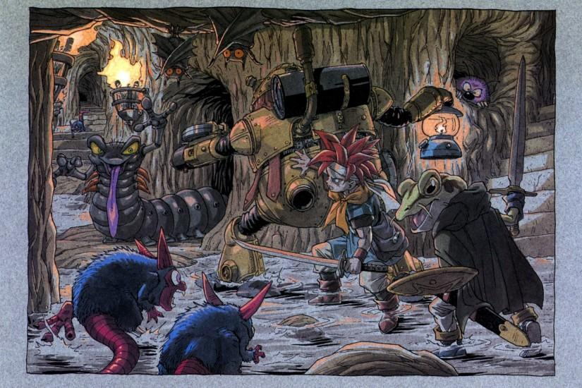 widescreen chrono trigger wallpaper 1995x1450 laptop