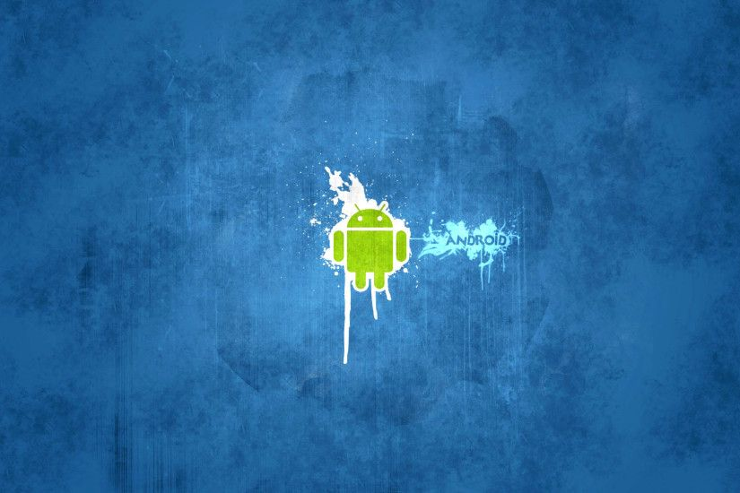 ... blue android wallpaper Collection (59 ) ...