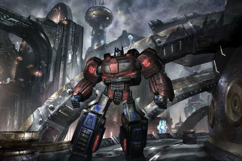 Transformers Cybertron Wars Wallpapers HD Wallpaper