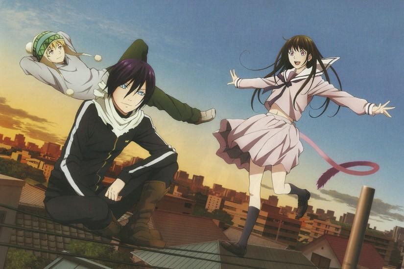 free noragami wallpaper 2144x1500