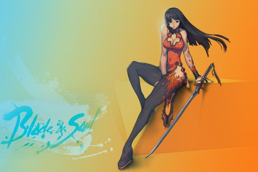 top blade and soul wallpaper 1920x1080