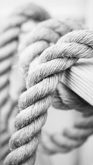 White Marine Knot Rope iPhone 7 Plus HD Hd Lock Screen wallpapers