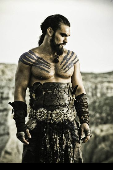 It's amazing how only having 1 season, Jason Mamoa has been an pop culture  icon as the famous Khal Drogo. His cameo in season 2 was exciting and in  general ...