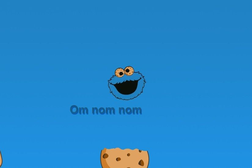 1920x1080 Cute Cookie Monster Wallpapers Wallpaper · 59 · Download · Res:  1920x1080 ...